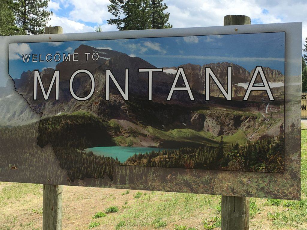 A Road Trip Through Montana