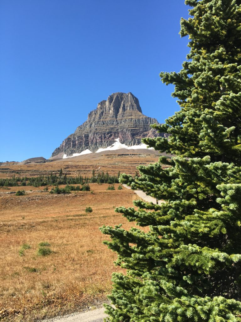 Logan Pass Glacier National Park @montanahappy.com