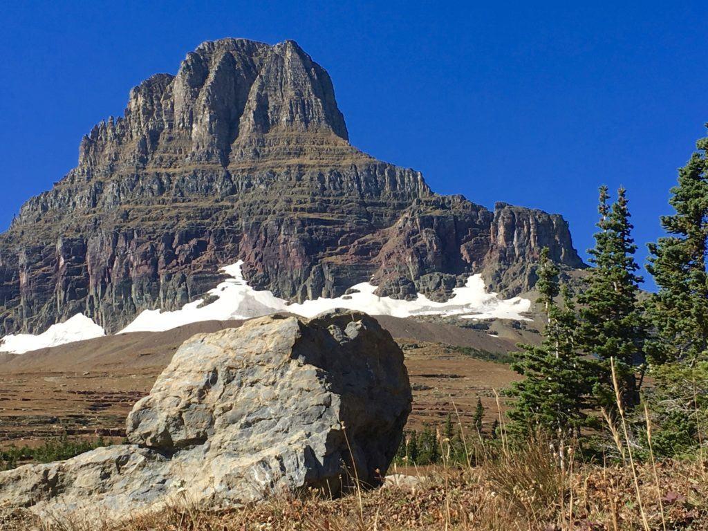 Logan Pass Glacier National Park @montanahappy.com