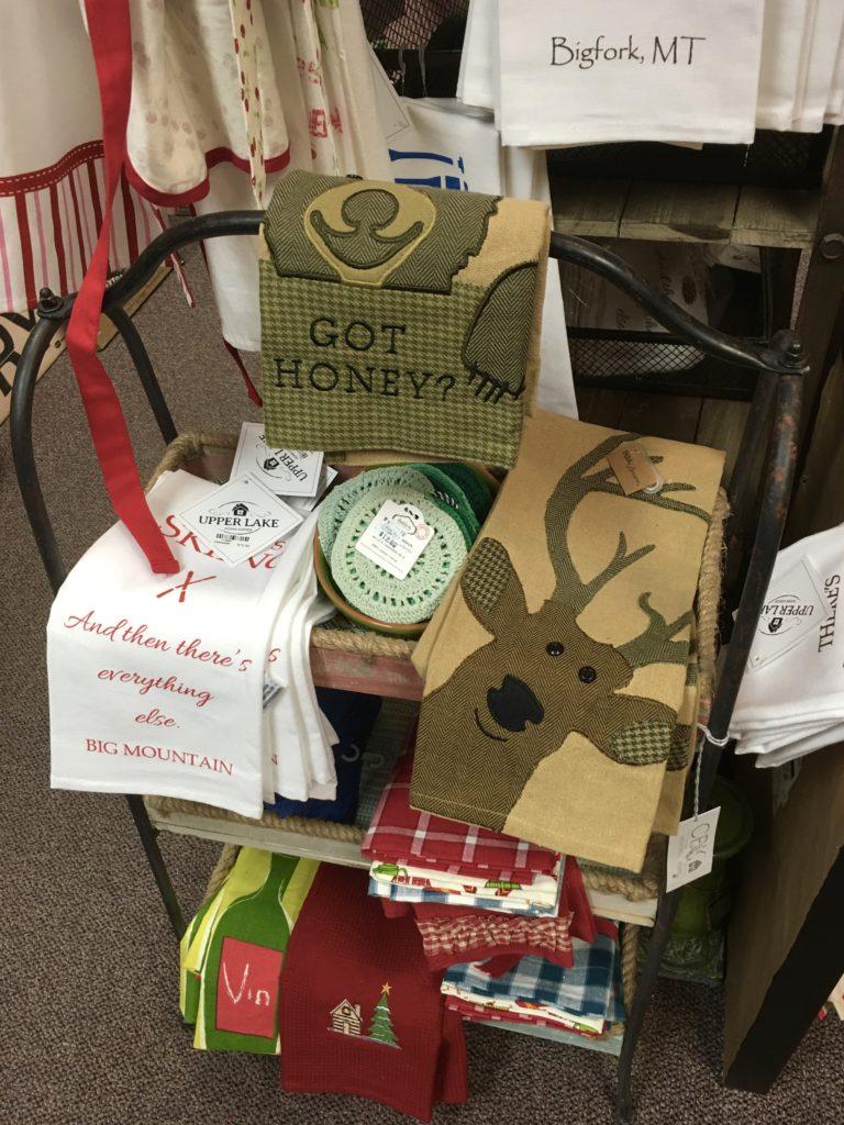 Electric Avenue Gifts Bigfork Montana @montanahappy.com