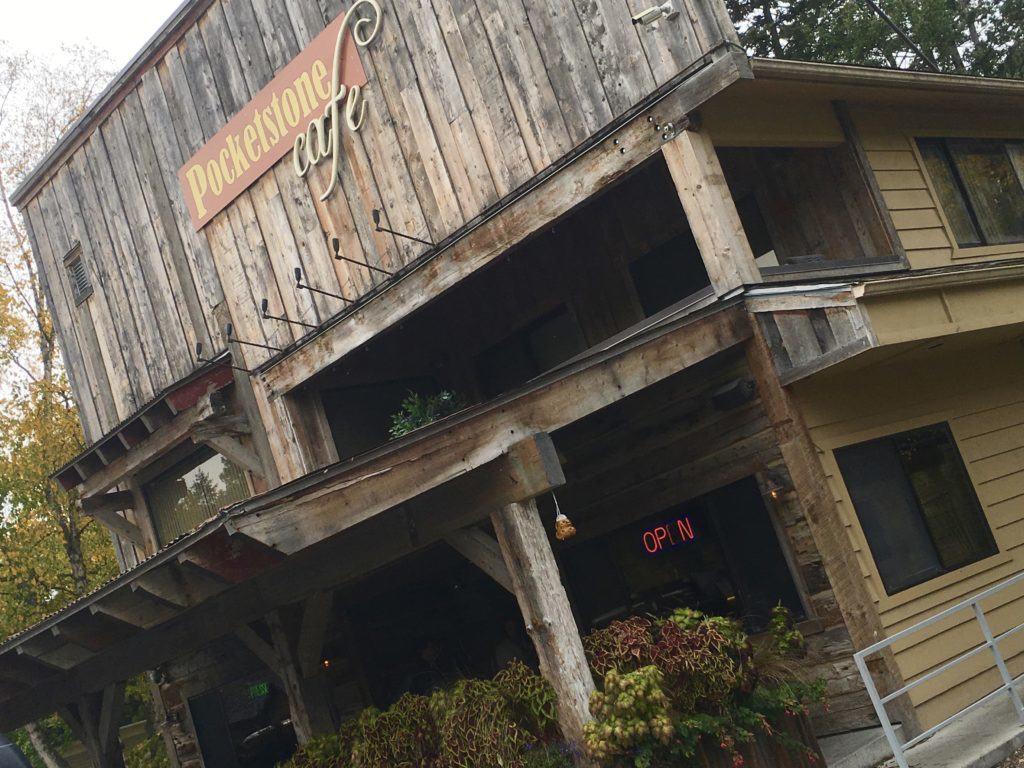 Pocketstone Cafe in Bigfork Montana @montanahappy.com