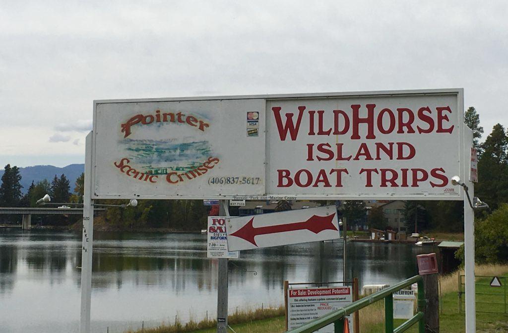 Wild Horse Island Bigfork Montana @montanahappy.com