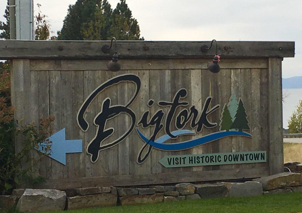 Bigfork, Montana Road Trip