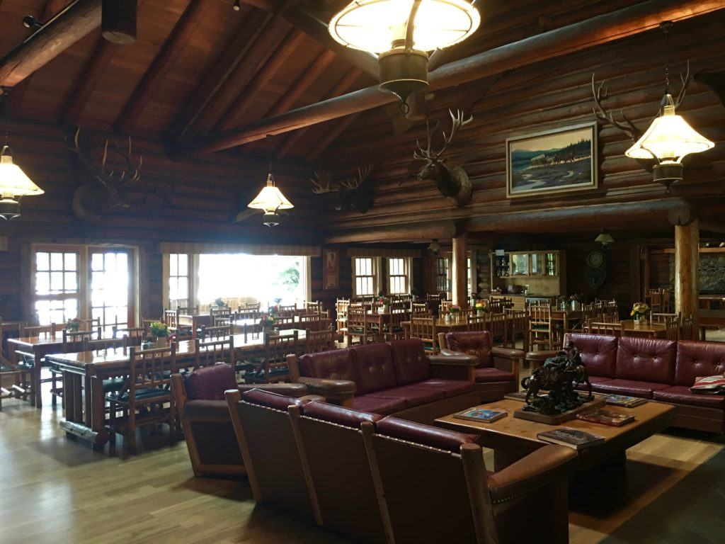 Flathead Lake Lodge in Bigfork Montana