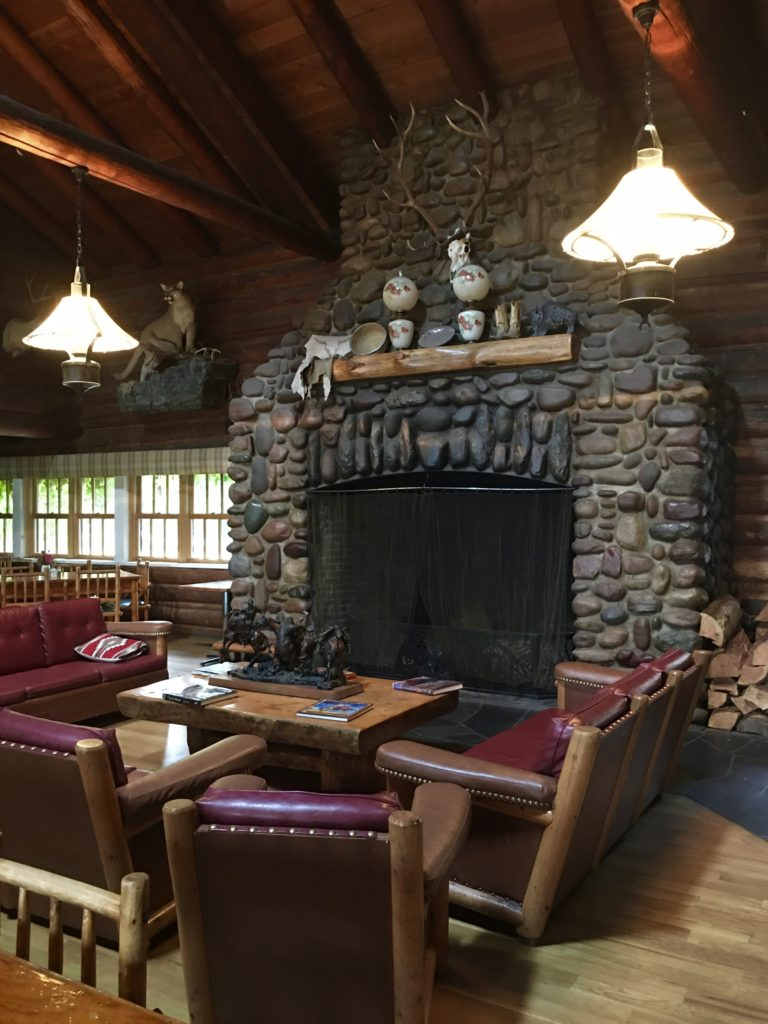 Flathead Lake Lodge in Bigfork Montana