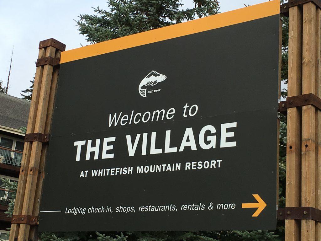 Whitefish Mountain Resort in Whitefish Montana