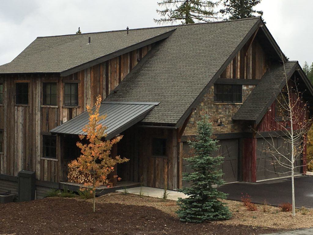 Rustic Home in Whitefish Montana