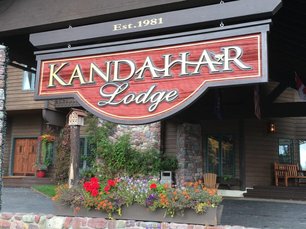 Kandahar Lodge in Whitefish Mountain Resort