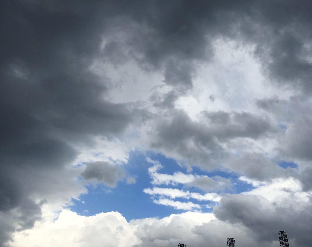 Whitefish Montana Sky