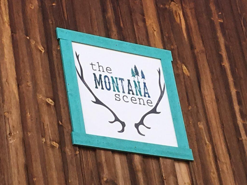 The Montana Scene in Whitefish Montana