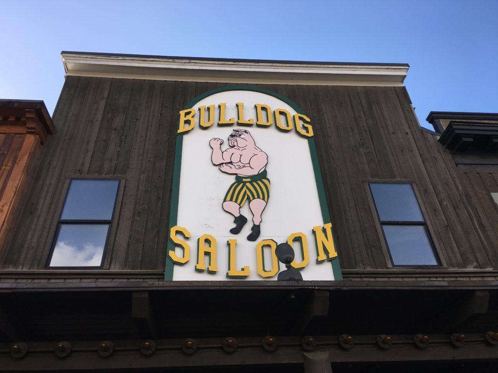 Bulldog Saloon in Whitefish Montana