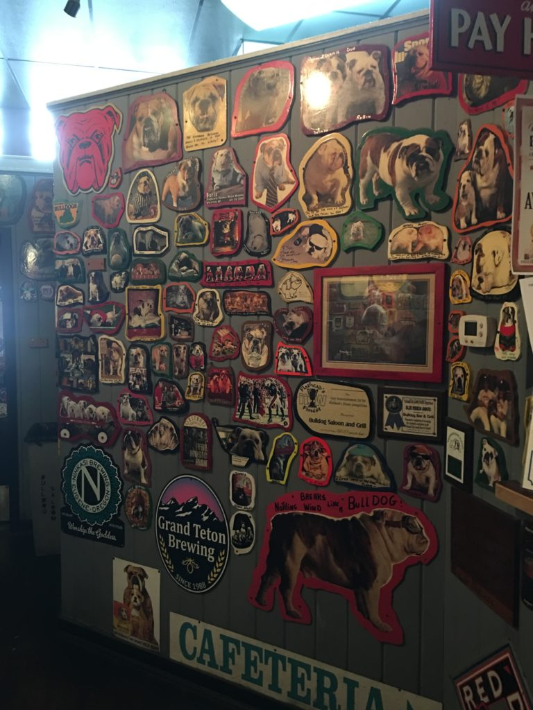 Bulldog Saloon in Whitefish Montana