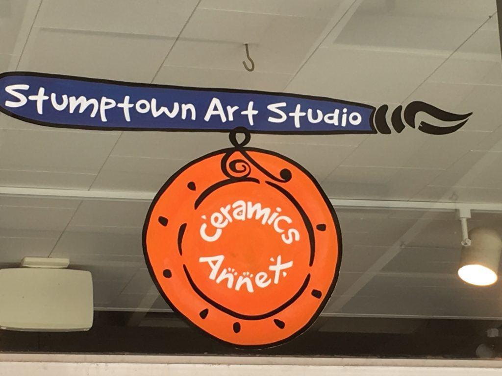 Stumptown Art Studio in Whitefish Montana