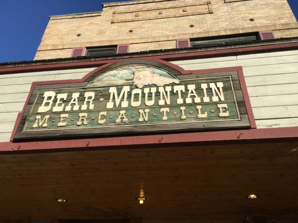 Bear Mountain Mercantile in Whitefish Montana