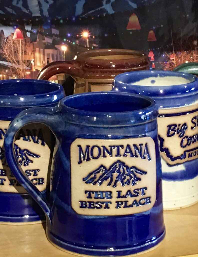Whitefish Pottery in Whitefish Montana