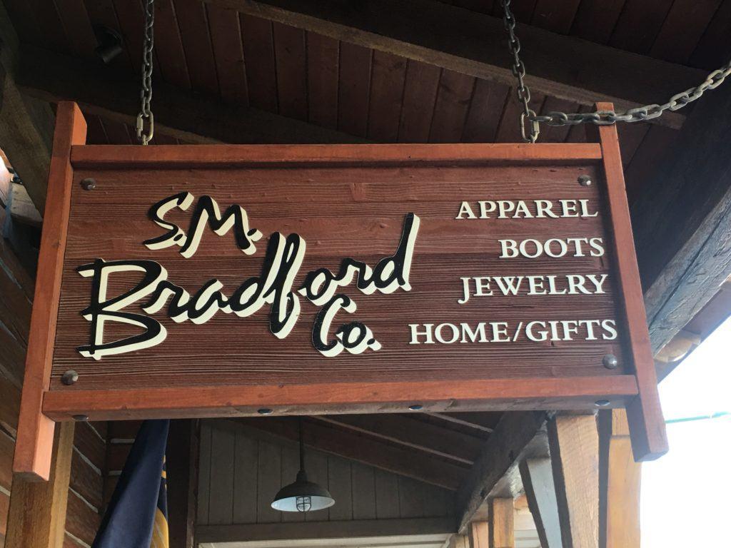 S. M. Bradford Company in Whitefish Montana
