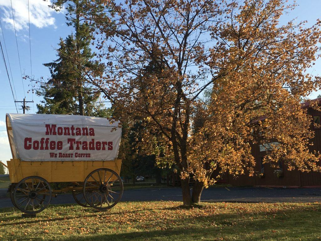 Montana Coffee Traders in Whitefish Montana