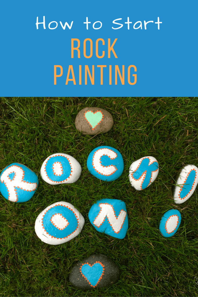 Rock Painting Ideas How To Get Started