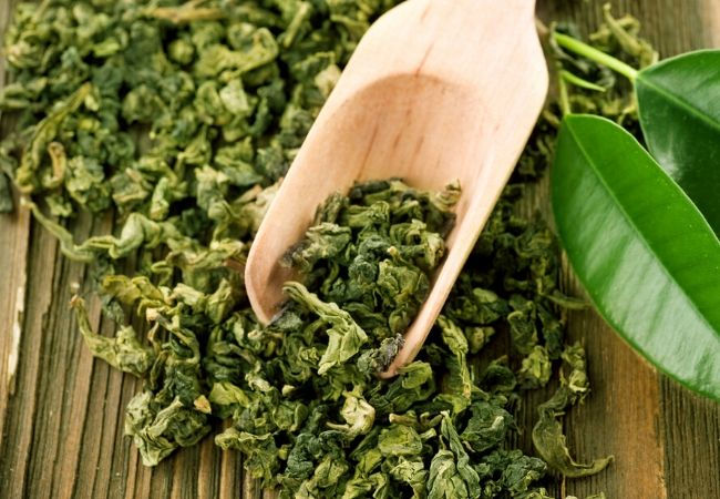 Achieve Your Goals by drinking green tea