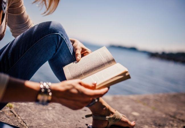 Bucket List for Summer - Reading Books
