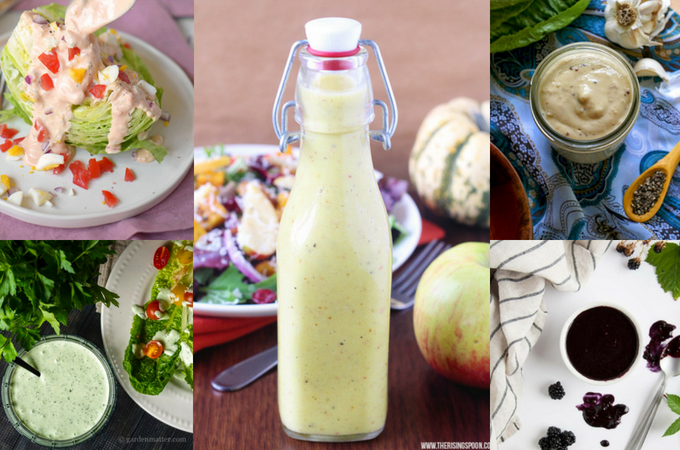 13 Must-Try Salad Dressing Recipes