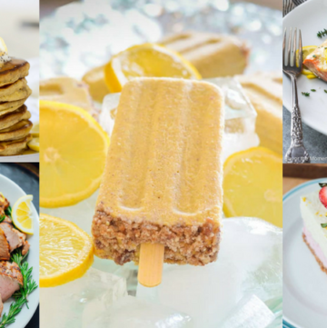 31 Luscious Lemon Recipes to Drool Over