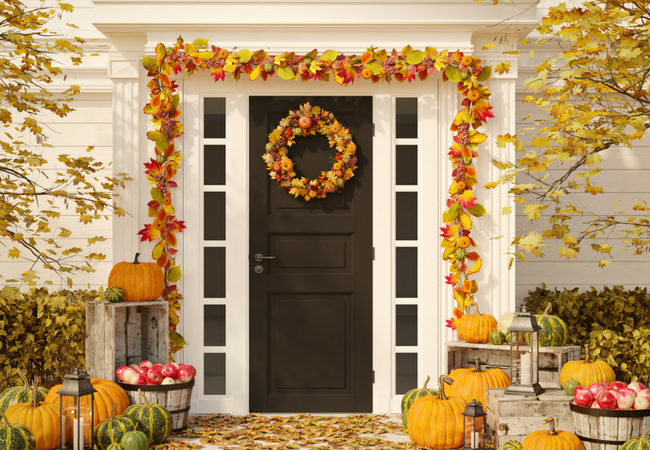 21 Ways to Make Your Home Cozy This Fall