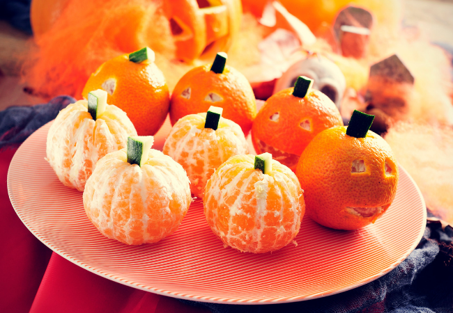 Super Simple Ideas for Halloween Decor