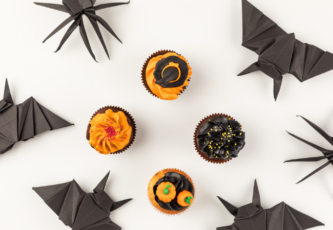 Super Simple Ideas for Halloween Decor