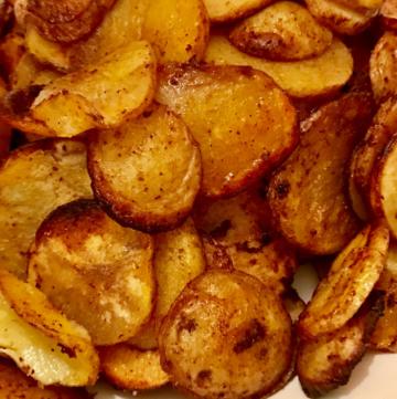 Simply Amazing Crispy Roasted Potatoes