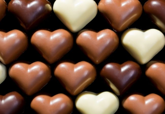 Valentine Day Week - Chocolate Day