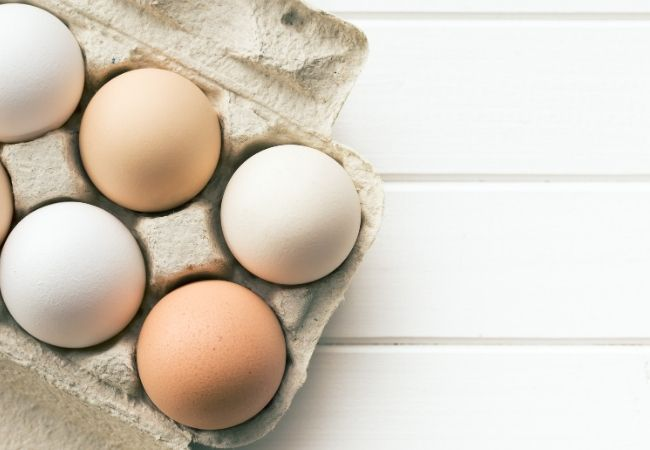 200 Simple Things to Be Grateful For - Fresh Eggs