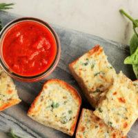 Garlic Bread - AKA Crack Bread
