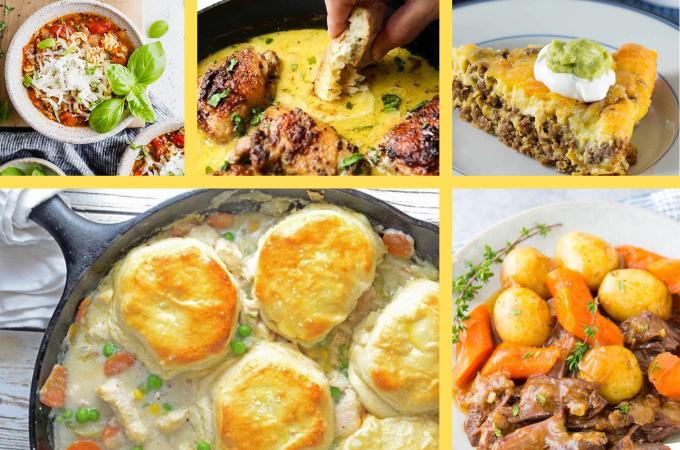 Cozy Comfort Food Recipes