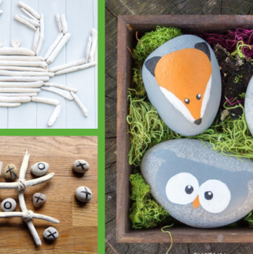 Easy DIY Nature Crafts to Try