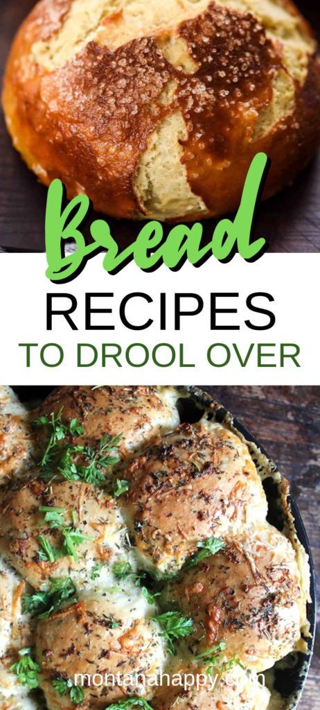 Bread Recipes to Drool Over