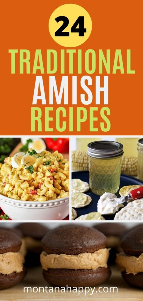 24 Traditional Amish Recipes