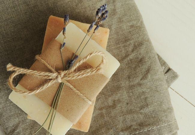Hygge handmade soap