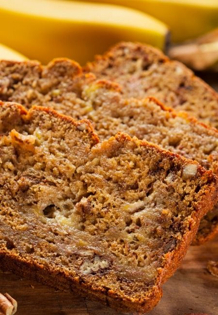 Best Banana Bread Recipe Montana Happy